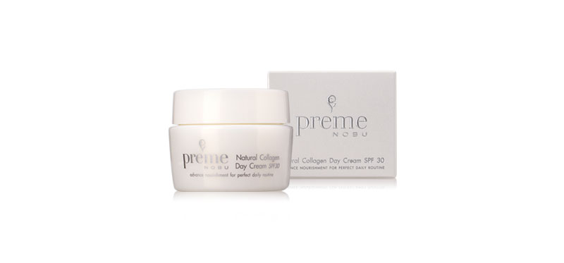 Preme Nobu Natural Collagen Day Cream 30g