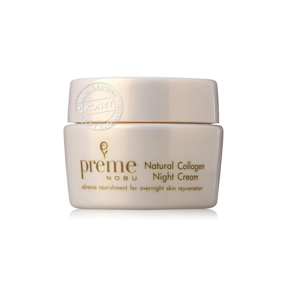 Preme Nobu Natural Collagen Night Cream 30g