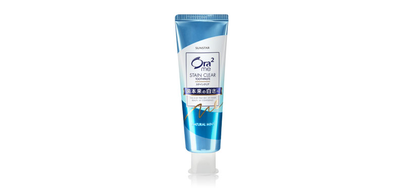 Ora2 Me S.Clear TP A2 Natural Mint 140g