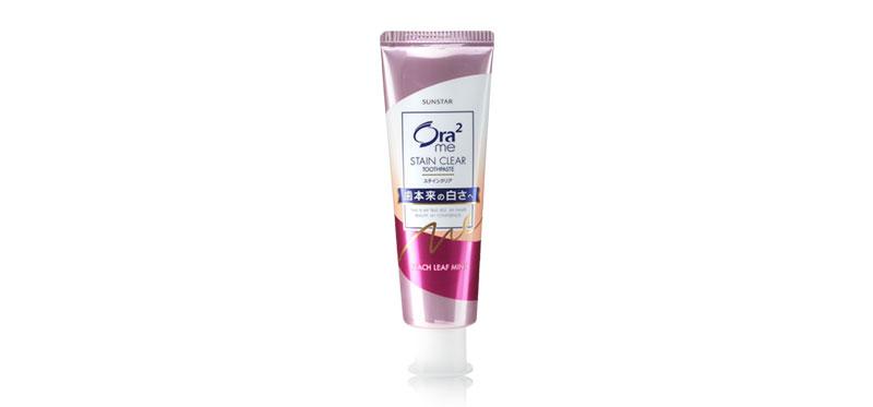Ora2 Me S.Clear TP A2 Peach Leaf Mint 140g