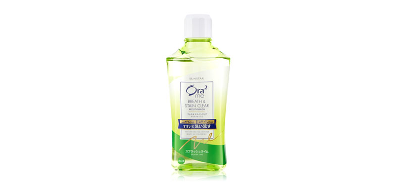 Ora2 Me B & S Clear MW A2 Splash Lime 460ml