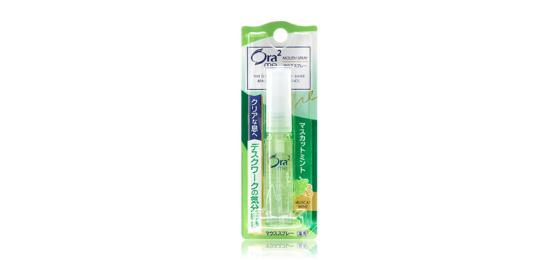 Ora2 Me Mouth Spray Muscat Mint 6ml
