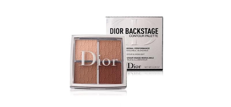 Dior Backstage Contour Palette 8g #001 Universal