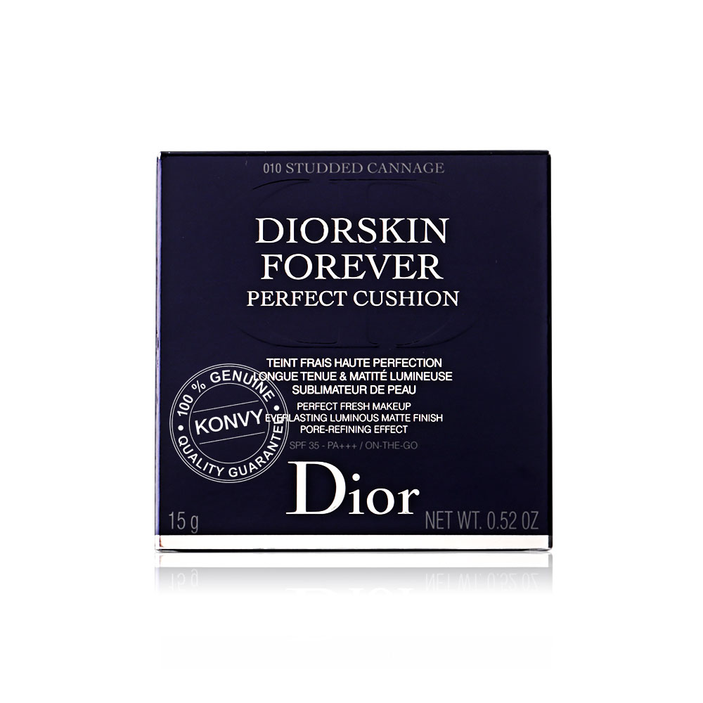 Dior Diorskin Forever Perfect Cushion 15g #010 Ivory
