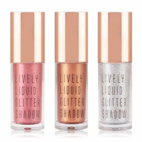 ฟรี!  Eglips Lively Liquid Glitter Shadow (Random Color)  (1 ชิ้น / 1 ออเดอร์)  เมื่อช้อปสินค้า Eglips ครบ 599 บาท