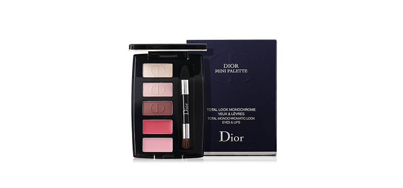 Dior Mini Palette Total Monochromatic Look Eyes&Lip 2.63g