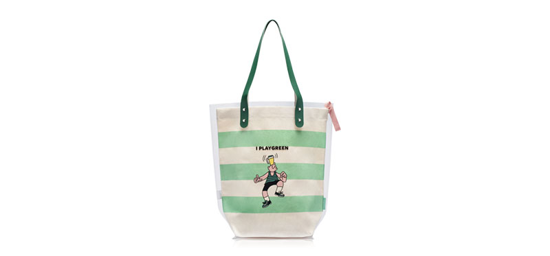 Innisfree Eco Bag Green
