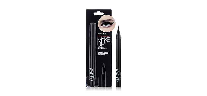 Beauty Buffet GINO McCRAY The Professional Make Up Super Fine Liquid Eyeliner 0.4g