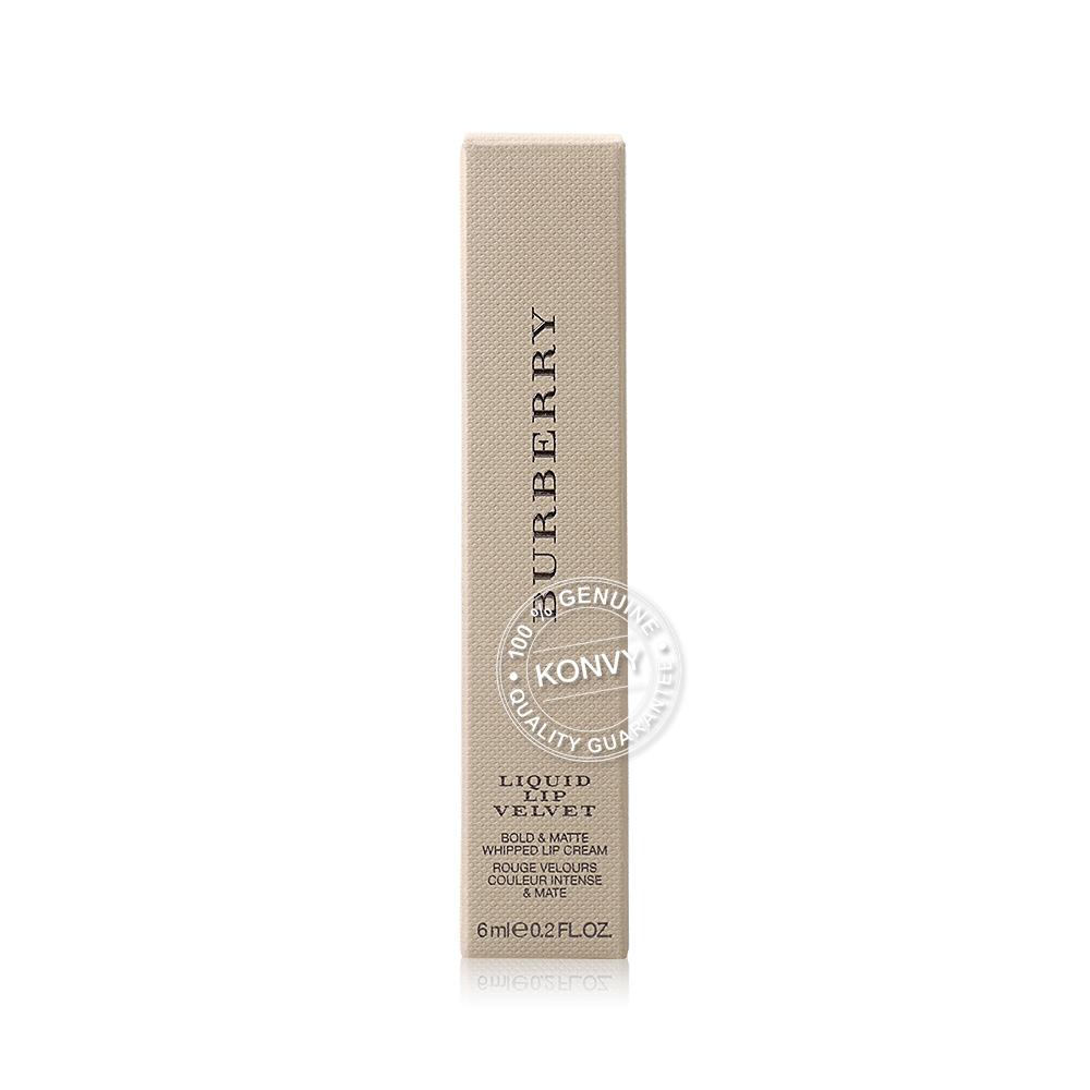 Burberry Liquid Lip Velvet 6ml #No.17 Dark Rose Wood