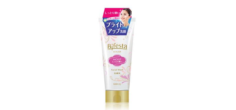 Bifesta Facial Wash Moist 120g