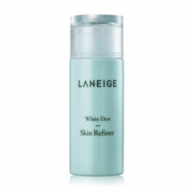 Free! Laneige White Dew Skin Refiner 50ml + Laneige White Dew Emulsion 50ml  (buy more get more)  when shop Laneige selected item at least 1 pc.