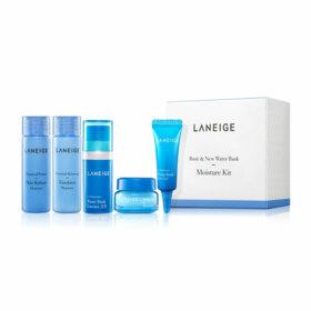 ฟรี! Laneige Basic & Water Bank Moisture Kit Set 5 Items (1 ชิ้น / 1 ออเดอร์)  เมื่อช้อปสินค้า Laneige ครบ 2,500.-