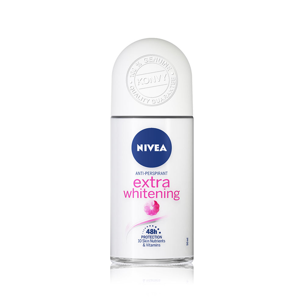 NIVEA Deo Extra Whitening Roll On 50ml