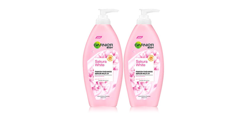 Garnier Sakura Body Lotion 400ml