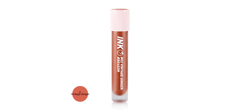 Peripera Ink Matte Blur Tint 3.8g #2 Vintage Ginger