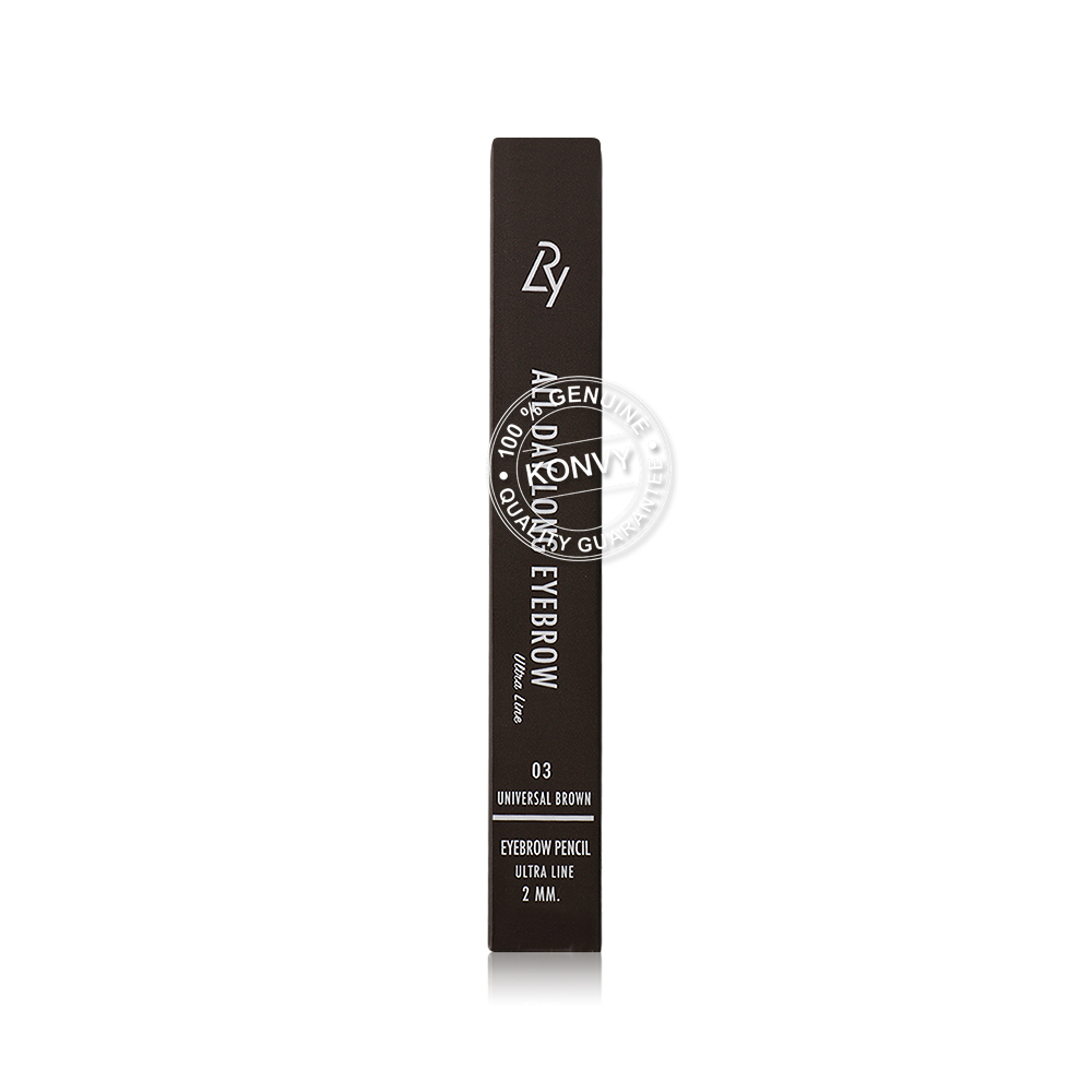 Lry All Day Long Eyebrow Pencil 0.09g #03 Universal Brown