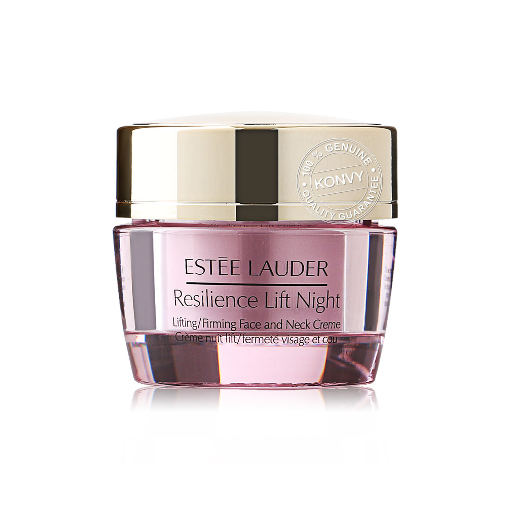 Estee Lauder Resilience Lift Night Lifting/Firming Face and Neck Creme 15ml