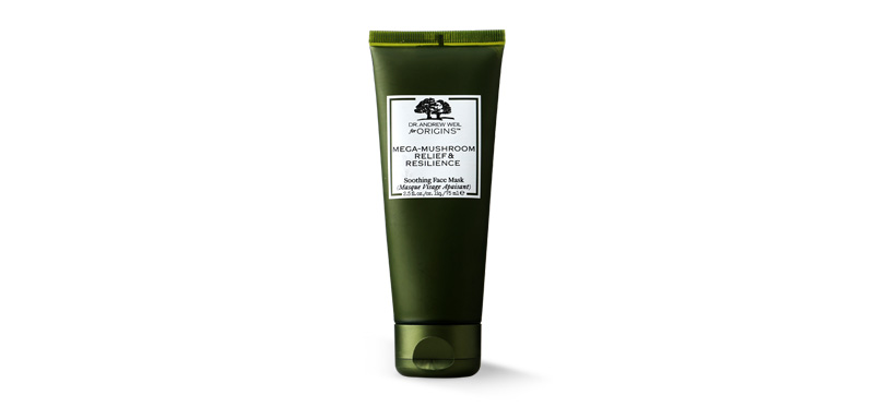 Origins Dr.Aadrew Weil For Origins Mega-Mushroom Relief & Resilience Soothing Face Mask 75ml