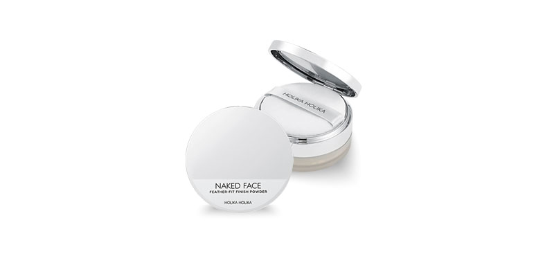 Holika Holika Naked Face Feather Fit Finish Powder 7g