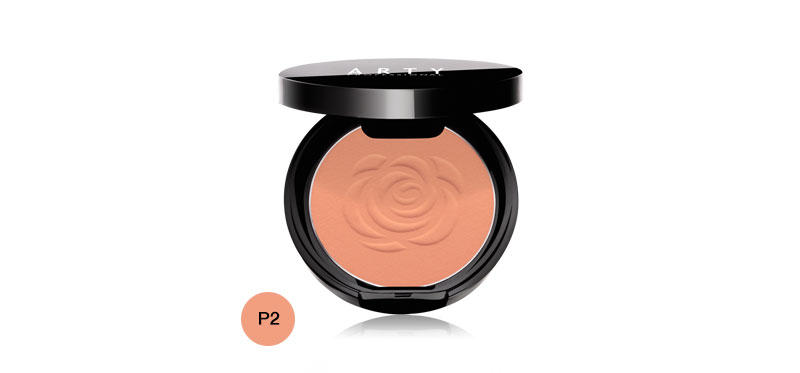 Arty Professional Rose Blush On 3.5g #P2