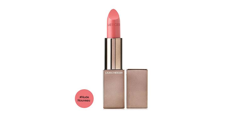 Laura Mercier Rouge Essentiel Silky Creme Lipstick 3.5g #Nude Nouveau
