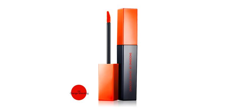 Tonymoly Perfect Lips Shocking Lip 7g #04 Orange Shocking
