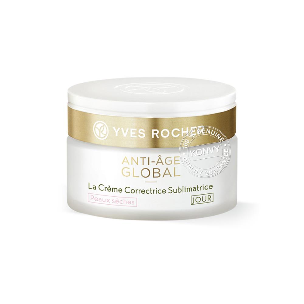 Yves Rocher The Anti-Aging Beautifying Cream Day 50ml