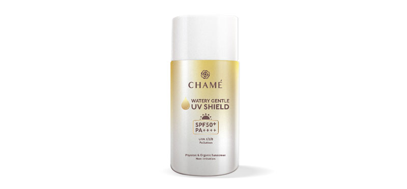 Chame Watery Gentle UV Shield 40g