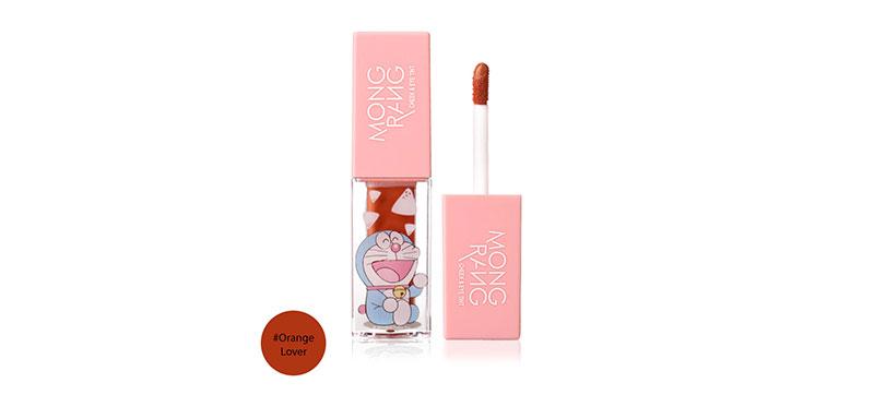 Mongrang 3in1 Jelly Tint Color 5g #Orange Lover