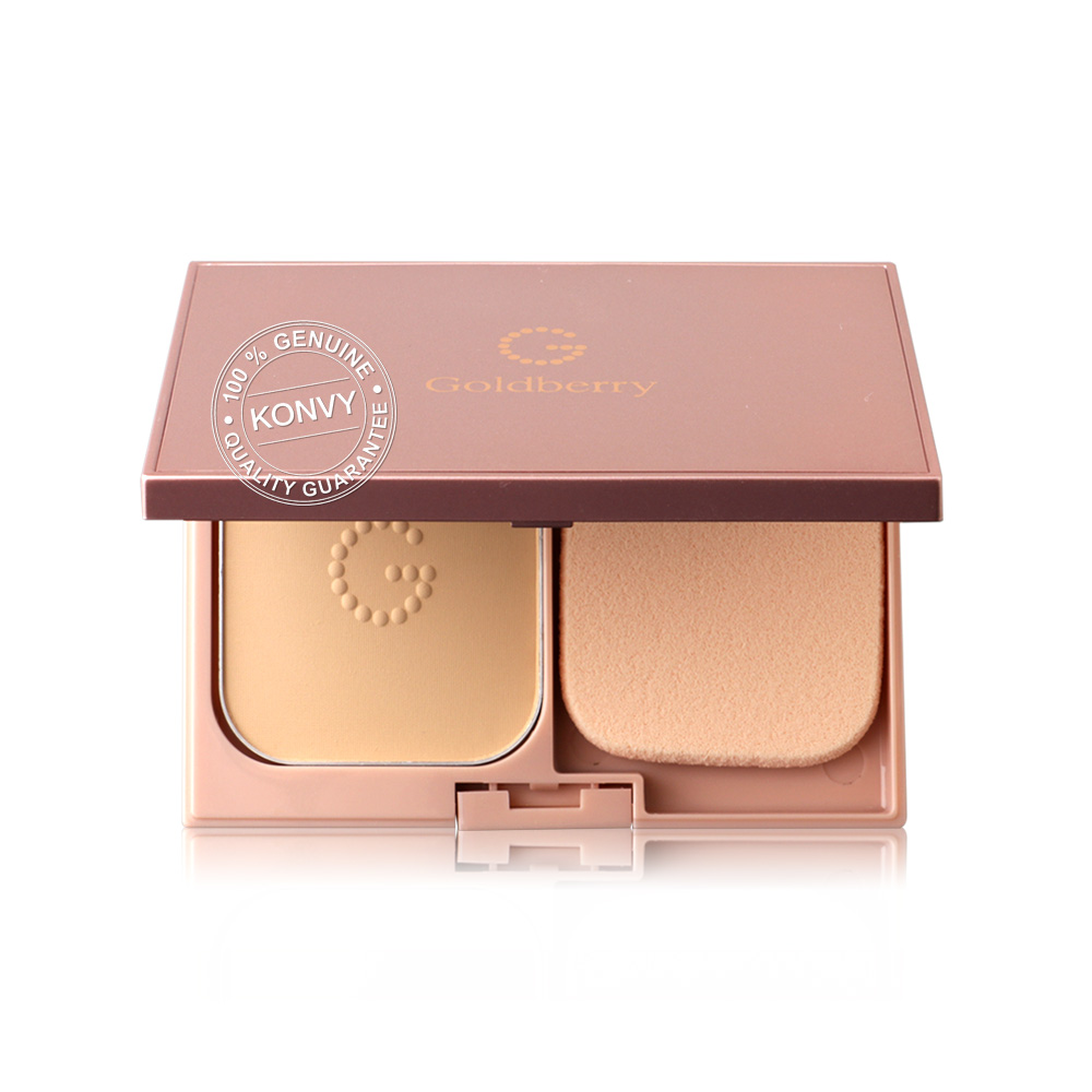 Goldberry Simplify Nature Compact Foundation SPF25/PA++ 9g #01 Light