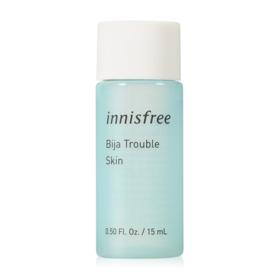 ฟรี! Bija Trouble Skin 15ml + Bija Trouble Facial Foam 15ml + Bija Cica Balm 5ml (1 ชิ้น / 1 ออเดอร์ ) เมื่อช้อปสินค้า Innisfree ครบ 2,000.-