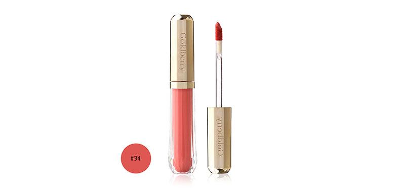 Goldberry Velvet Lip Lacquer 3g #34