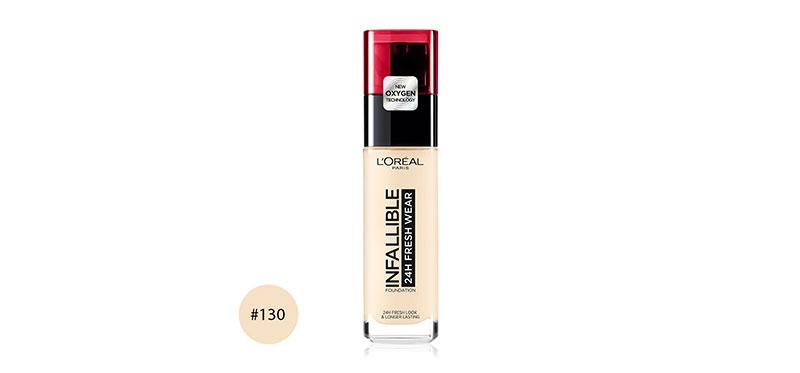 L'Oréal Paris Infallible 24H Fresh Wear 30ml #130
