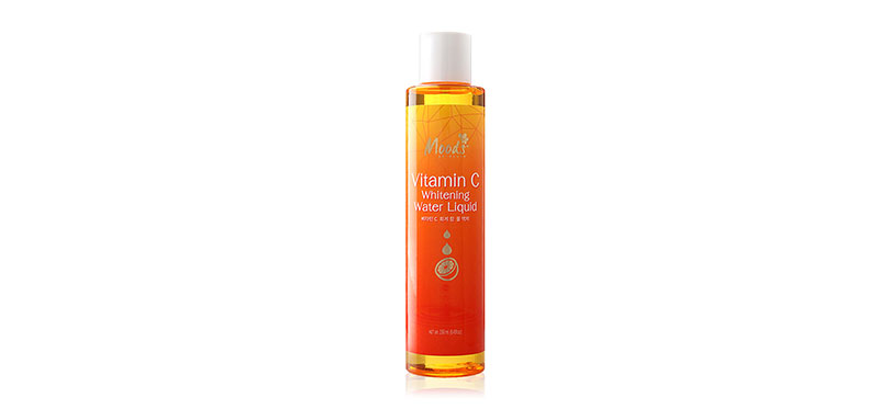 Moods Skin Care Moods Vitamin C Whitening Water Liquid 250ml