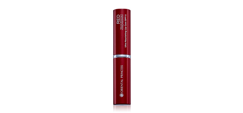 Oriental Princess RED Natural Whitening & Firming Phenomenon Ultra Nourishing Lip Care SPF15 2.2g