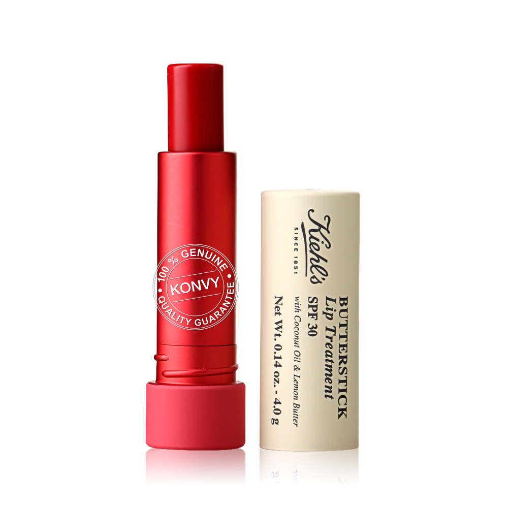Kiehl's Butterstick Lip Treatment SPF30 4g #Simply Rose