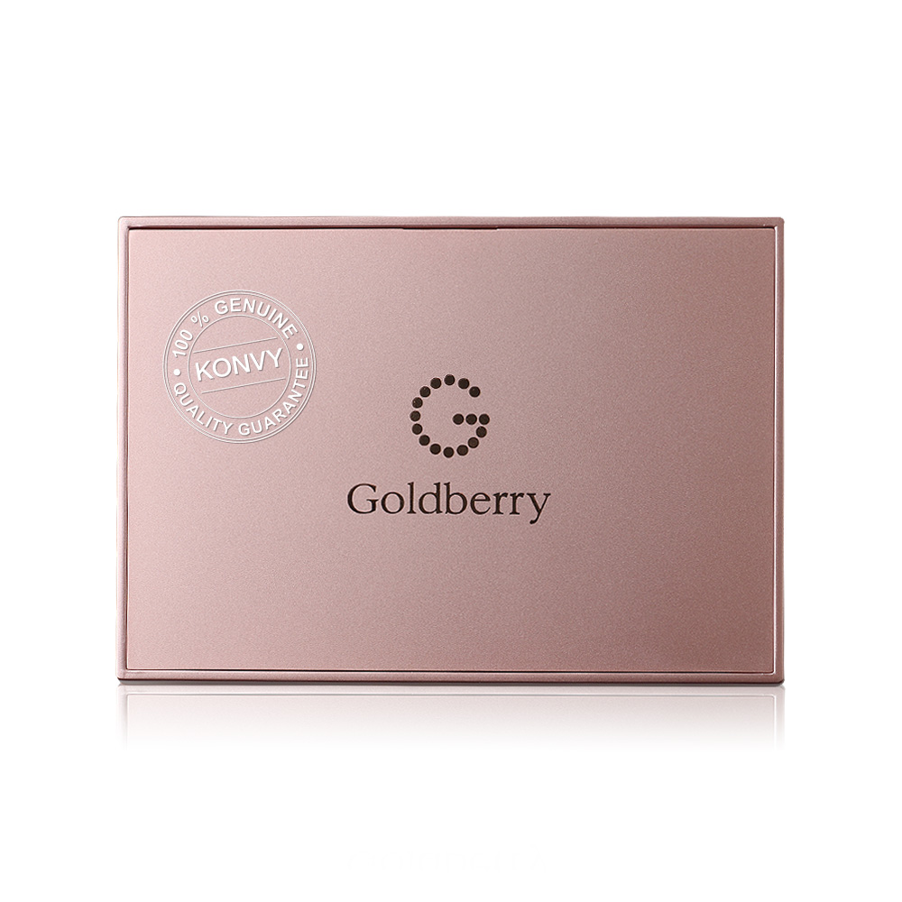 Goldberry Simplify Nature Compact Foundation SPF25/PA++ 9g #03 Beige