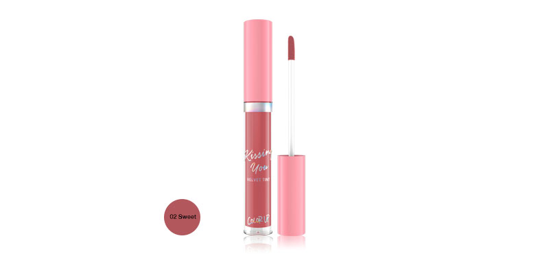 COLOR UP Kissing You Velvet Tint 3.4ml #02 Sweet