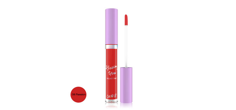COLOR UP Kissing You Velvet Tint 3.4ml #08 Passion