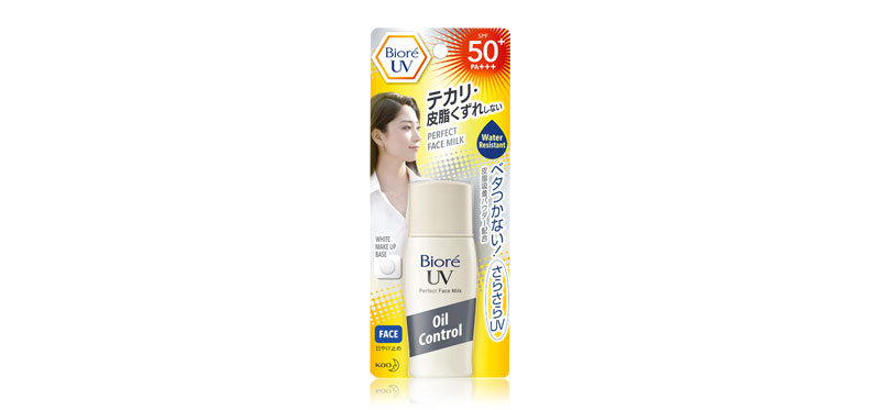 Biore UV Perfect Face Milk SPF50/PA+++ 30ml