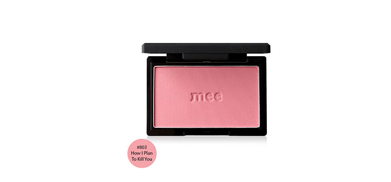 Mee Boiled And Baked Blush On 5g #803 How I Plan To Kill You