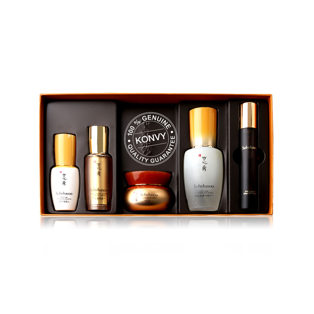 Sulwhasoo Signature Anti-Aging Care Kit (5 items)