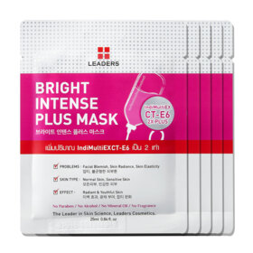 #Bright Intense Plus Mask (25ml x 5pcs)