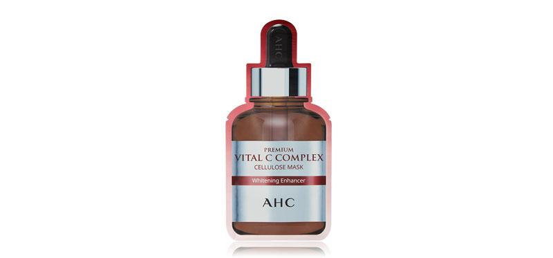 AHC Premium Vital C Complex Cellulose Mask 25ml