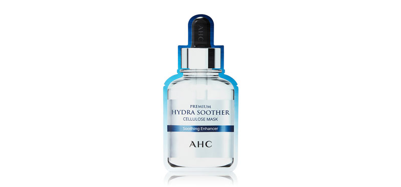 AHC Premium Hydra Soother Cellulose Mask 27ml