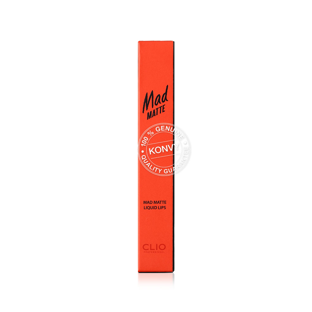 Clio Mad Matte Liquid Lips 5ml #10 Seasoning Nut