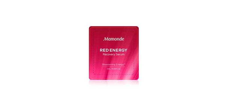 [Free Gift] Mamonde Red Recovery Serum 1ml