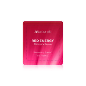 Free! Mamonde Red Recovery Serum 1ml  (1 pc / 1 order)  when shop Mamonde