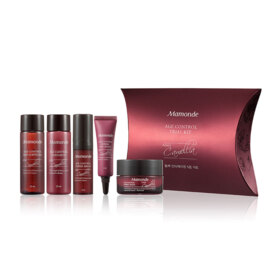 Free! Mamonde Age Control Trial Kit 5 Items   (1 pc / 1 order)  when shop Mamonde reach 2,000.-