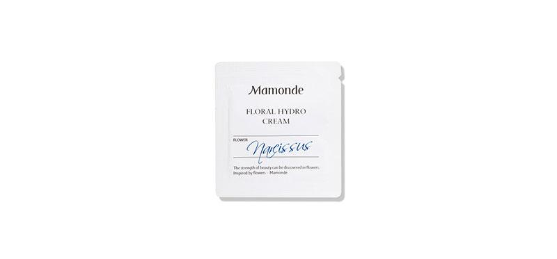 [Free Gift] Mamonde Floral Hydro Cream 1ml